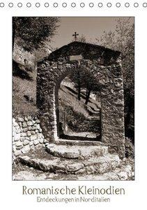 Romanische Kleinodien (Tischkalender 2016 DIN A5 hoch)