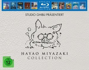 Hayao Miyazaki Collection