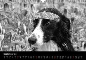 OUT OF WORK / UK-Version (Wall Calendar 2015 DIN A3 Landscape)