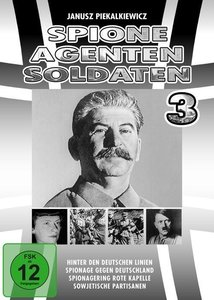 Spione, Agenten, Soldaten: Box 3 - Folge 9-12