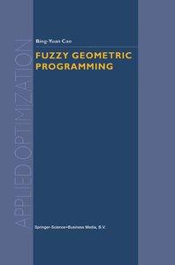 Fuzzy Geometric Programming