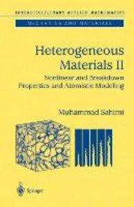 Heterogeneous Materials
