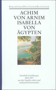 Sämtliche Erzählungen 1802 - 1817