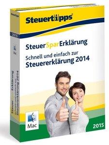 Steuer-Spar-Erklärung Mac 2015