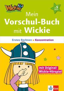 Mein Vorschul-Buch mit Wickie