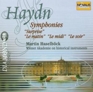"Sinfonien ""Suprice"",""Le Matin"",""Le Midi"",""Le soir"""