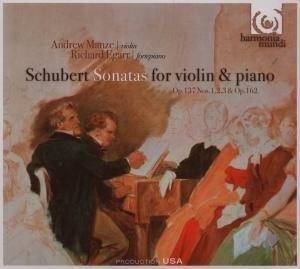 Sonaten Für Violine & Klavier op.137/162