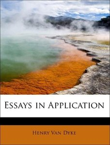 Essays in Application