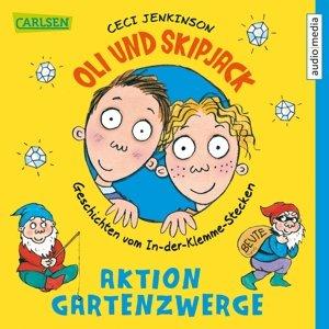Oli Und Skipjack-Aktion Gartenzwerge
