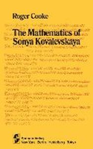 The Mathematics of Sonya Kovalevskaya