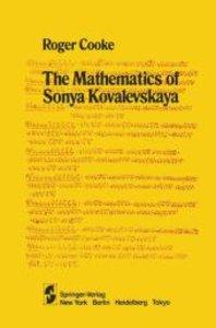 The Mathematics of Sonya Kovalevskaya