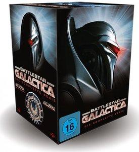Battlestar Galactica - Komplett-Box