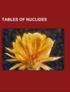 Tables of nuclides