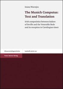The Munich Computus: Text and Translation