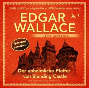 Der unheimliche Pfeifer von Blending Castle-Fol