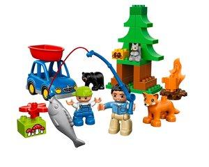 LEGO® Duplo 10583 - Angelausflug