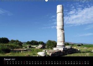 Griechenland - Insel Samos (Wandkalender 2017 DIN A2 quer)