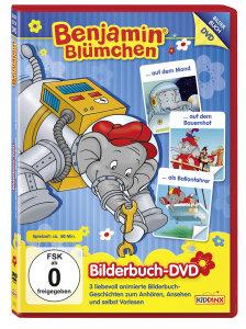 Bilderbuch DVD 5: Mond/Bauernhof/Ballonfahrer