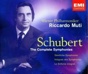 Sinfonie 1-6,8+9