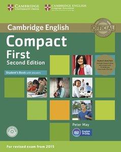 Compact First. Student's Book Pack (Student's Book with answers