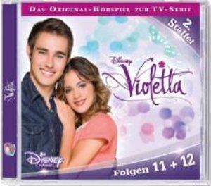 Disney - Violetta. Staffel 2 - Folge 11 + 12