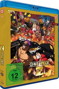 One Piece - 11. Film: One Piece Z - inklusive Booklet