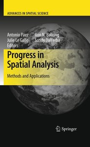 Progress in Spatial Analysis