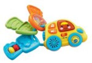VTech 80-150604 - Babys Schlüsselbund