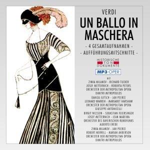 Un Ballo In Maschera (GA)-MP3 Oper (4 Ga)