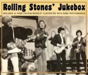 Jukebox-The Songs That Inspired The Band