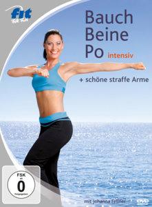 Bauch, Beine, Po intensiv & schöne straffe Arme