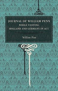 Journal of William Penn