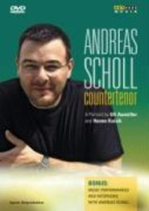 Andreas Scholl-Countertenor