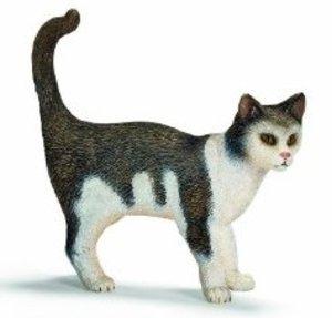 Schleich 13638 - Farm Life: Katze, stehend