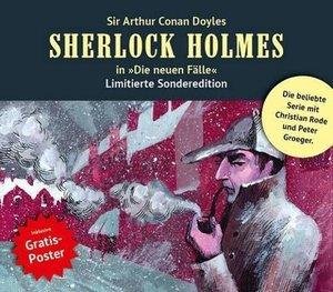 Sherlock Holmes - Neue Fälle-Box. Besuche eines Gehenkten u. a.
