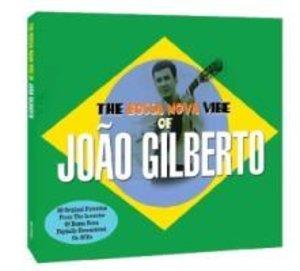 Bossa Nova Vibe Of Joao Gilberto