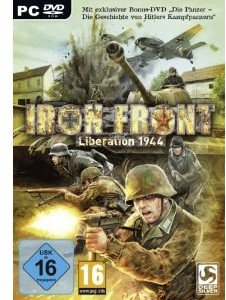 Iron Front - Liberation 1944. Für Windows XP/Vista/7