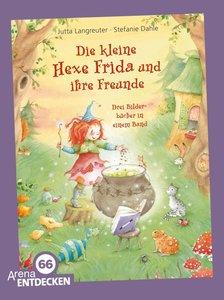 Die kleine Hexe Frida und ihre Freunde