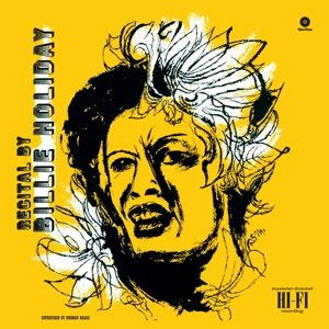 Recital By Billie Holiday (Ltd. Edt 180g Vinyl)