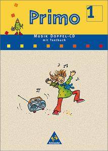 Primo.Fibel - Stammausgabe. Musik Doppel-CD mit Textbuch