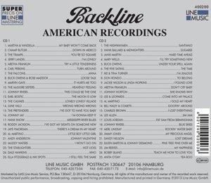 Backline Vol.200