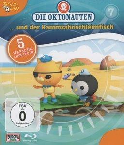Die Oktonauten 07 und der Kammzahnschleimfisch