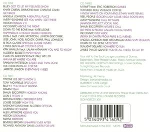 Soul Lounge 11-40 Soulful Grooves - zum Schließen ins Bild klicken