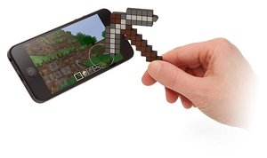 Minecraft - Pickaxe Touchscreen Stylus