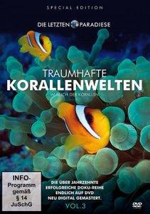 Die letzten Paradiese Vol.3-Korallenwelten