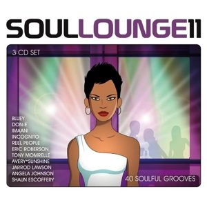 Soul Lounge 11-40 Soulful Grooves