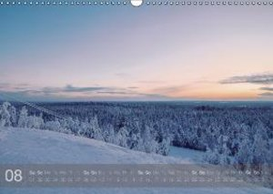 Winter dreams in Lapland 2015 (Wall Calendar 2015 DIN A3 Landsca
