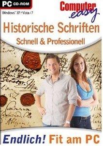 Computer easy: Historische Schriften