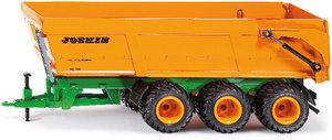 SIKU 2892 - 3-Achs-Muldenkipper