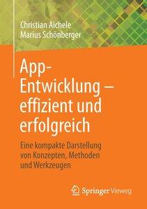 App-Entwicklung, effizient und erfolgreich
